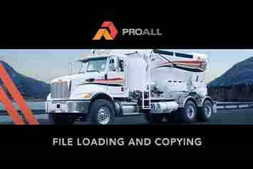 ProAll Technical Support File Loading and Copying in Commander Thumbnail