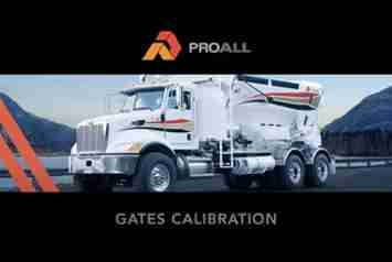 ProAll Technical Support Gate Calibration Thumbnail