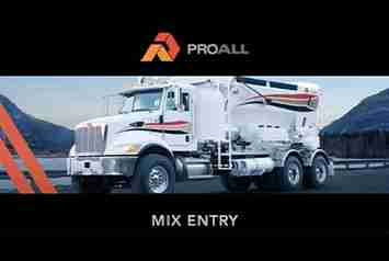 ProAll Technical Support Commander Mix Entry Thumbnail